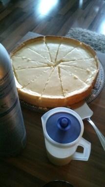Käsekuchen (Cheesecake)