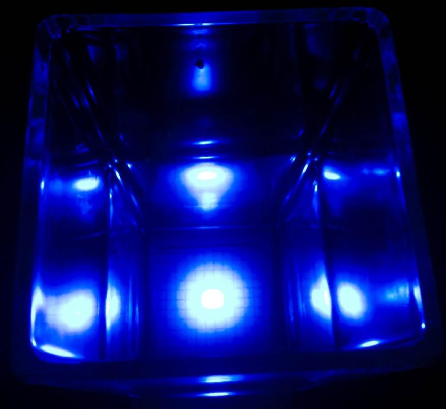illuminationglasblueledpaper