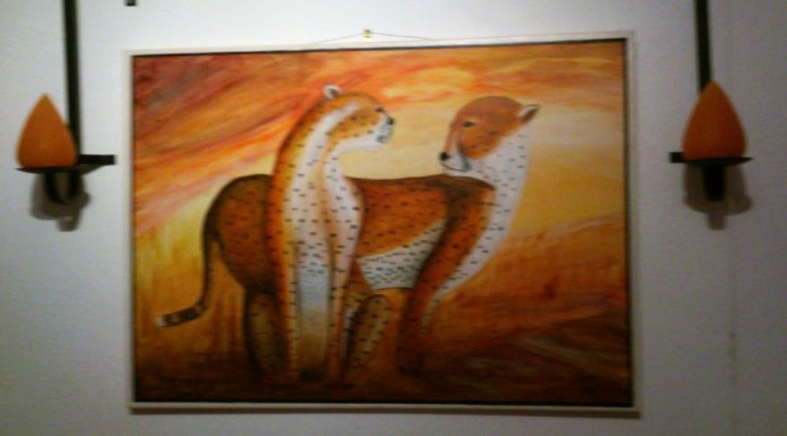 My Aunt painted this Picture