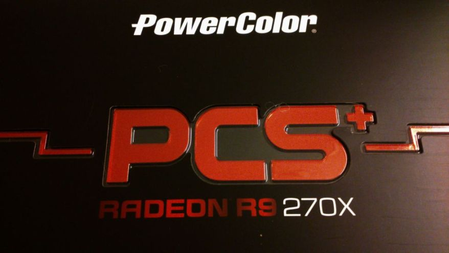 PowerColor Radeon R9 270X Boxed