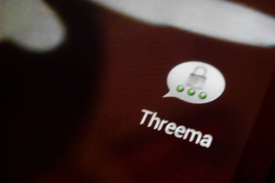 Threema Messenger Icon Photo