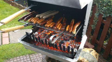 Enough Different German Sausages