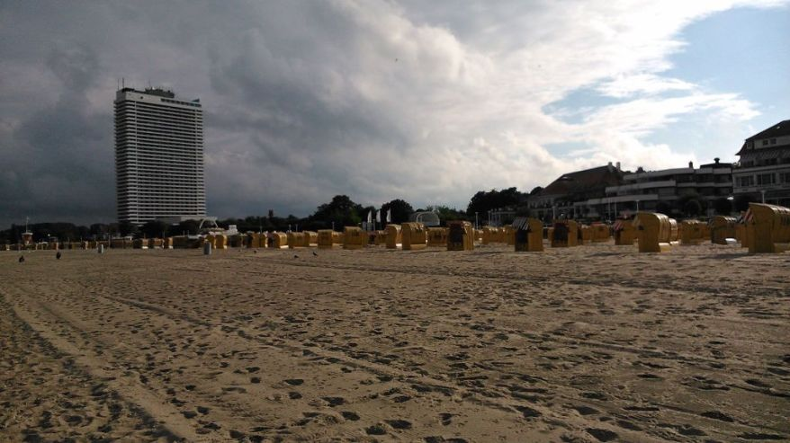 Travemünde Beach