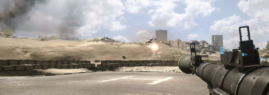 BF3 RPG Screenshot