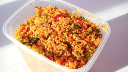Bulgur or Kisir Salad