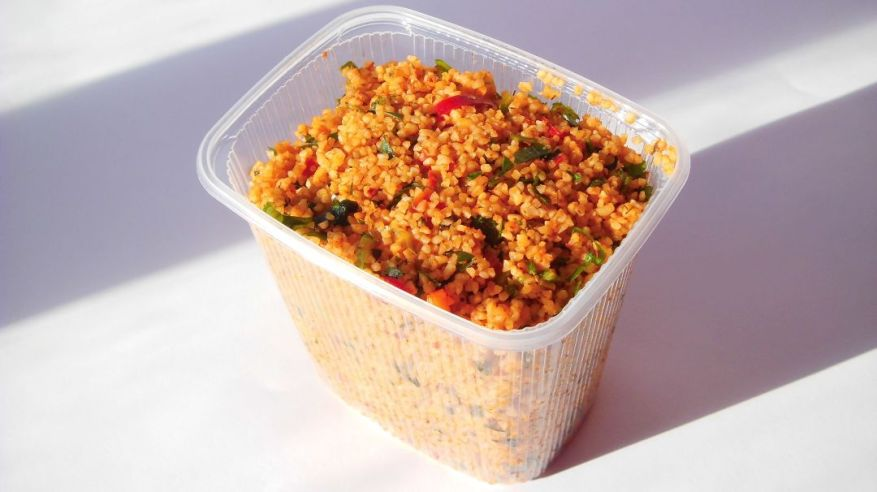 Bulgur Salad Box