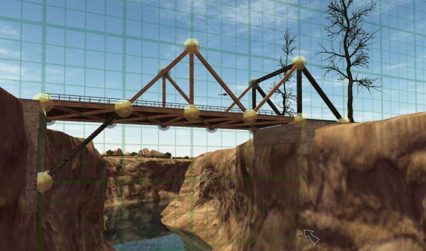 Bridge Project Screenshot