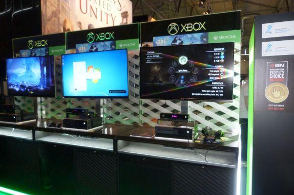 Fake Xbox At Gamescom 2014