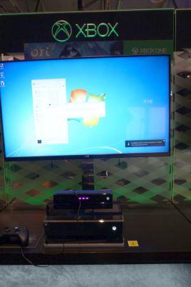 Fake Xbox At Gamescom