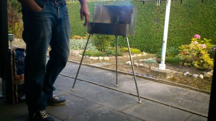 Barbecue In The Garden 1
