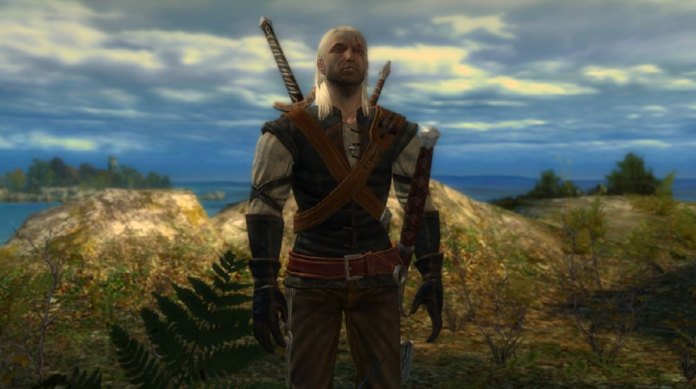 the witcher screenshots and suggestion to play the game