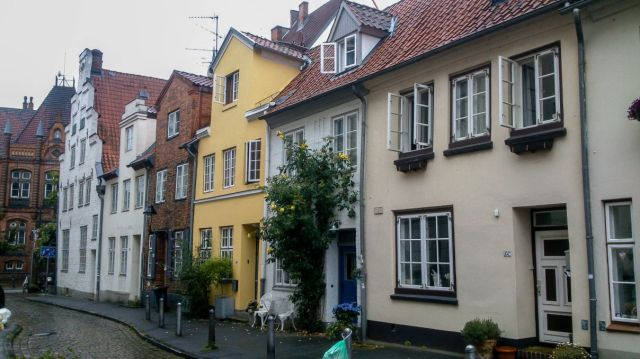 Anywhere in the inner-city of Lübeck