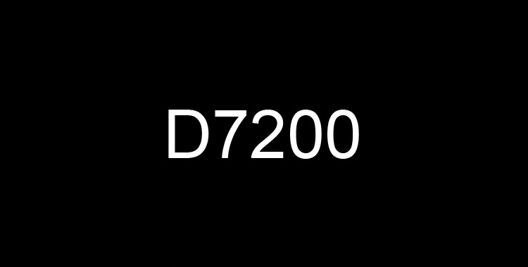 D7200 to be released soon?