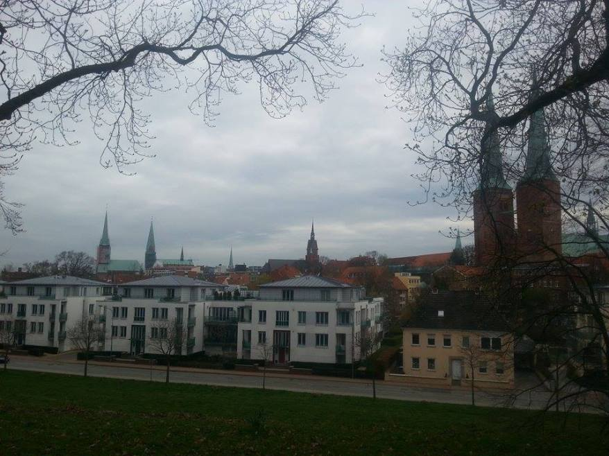 Anywhere in Luebeck