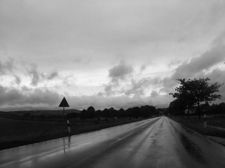 Bad Weather In Thuringia