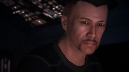 Mass Effect Commander Shepard Screenshot 3