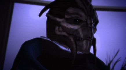 Mass Effect Saren Screenshot