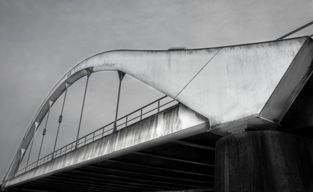 Bridge edited photo