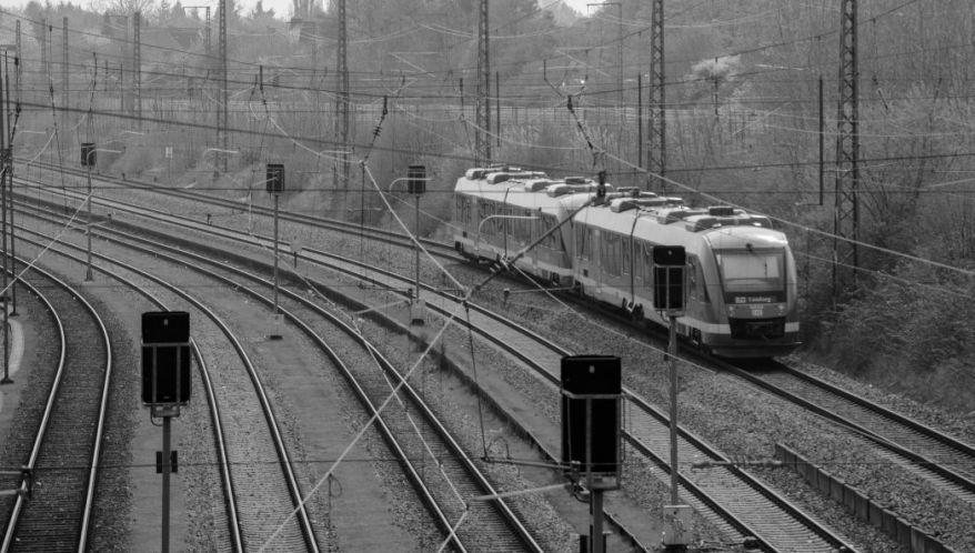 Train From Lauenburg