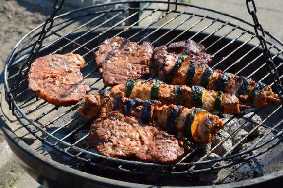 Birthday Barbecue 1