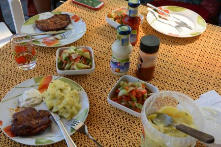 Birthday Barbecue 5