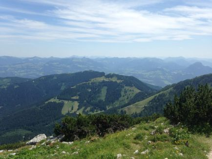 A friend of mine did hike here in the Berchtesgaden Alps