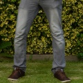 Brown Shoes And GreyJeans