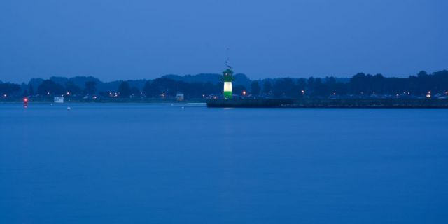 Lighthouse Travemünde