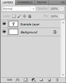 Photoshop Layer Box