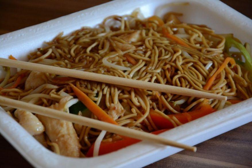 Vietnamese fried noodles 1