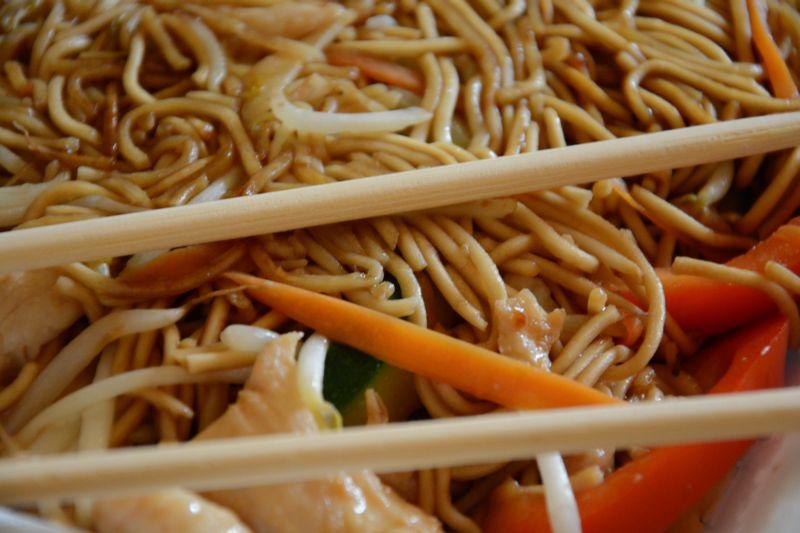 Vietnamese fried noodles 2