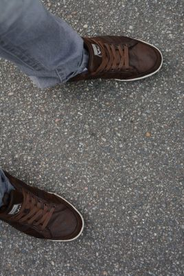Vty Sneaker Brown Photo 2