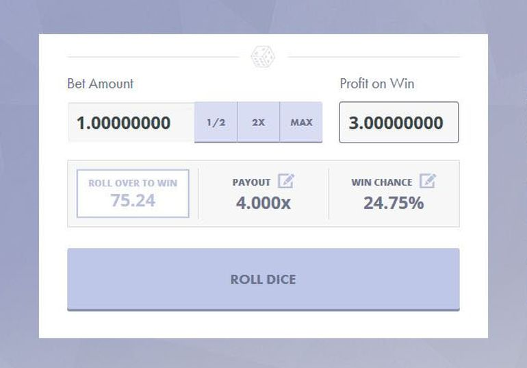 roll bitcoin)