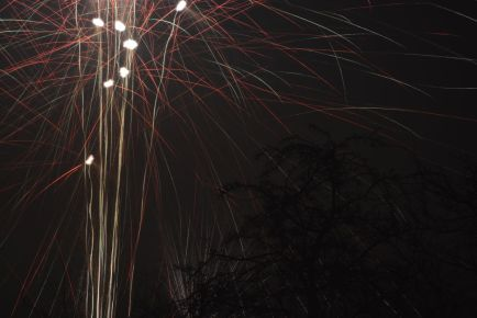 Fireworks New Years Eve 2015 Picture 1