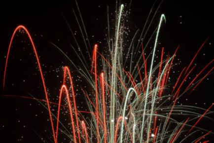 Fireworks New Years Eve 2015 Picture 2