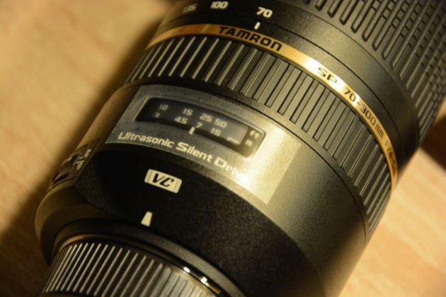 Tamron 70-300mm VC USD
