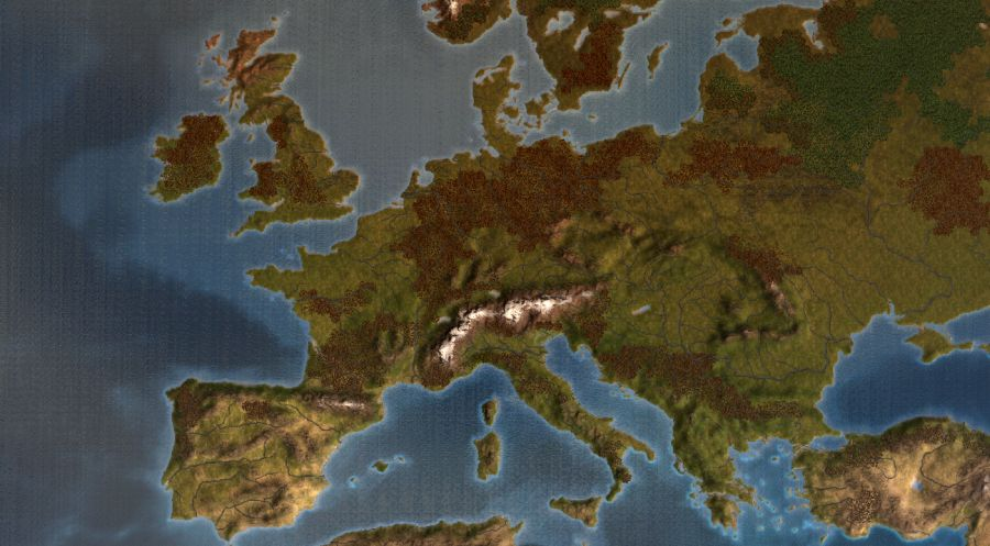 How To Change The Language Of Europa Universalis Diary Of Dennis - Changing world language map