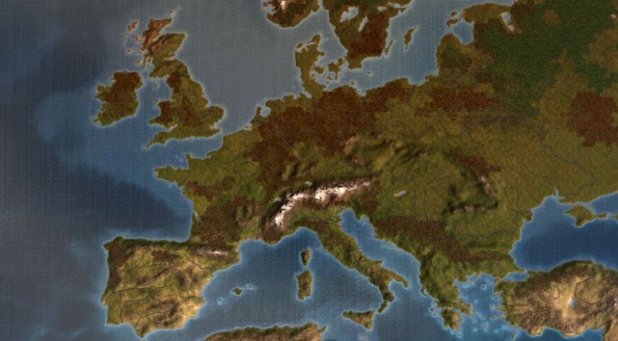 Europa Universalis 4 Screenshot
