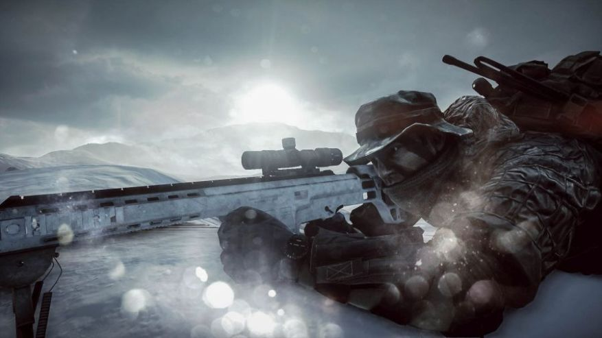 BF4 Screenshot Taken In Spectator Mode And Improved With Adobe Lightroom