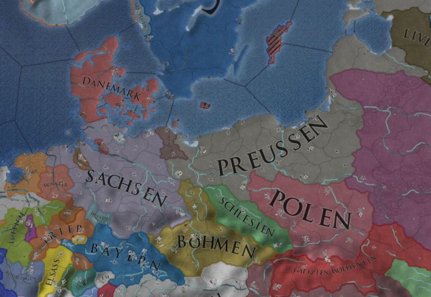 Saxony - Prussia Alliance