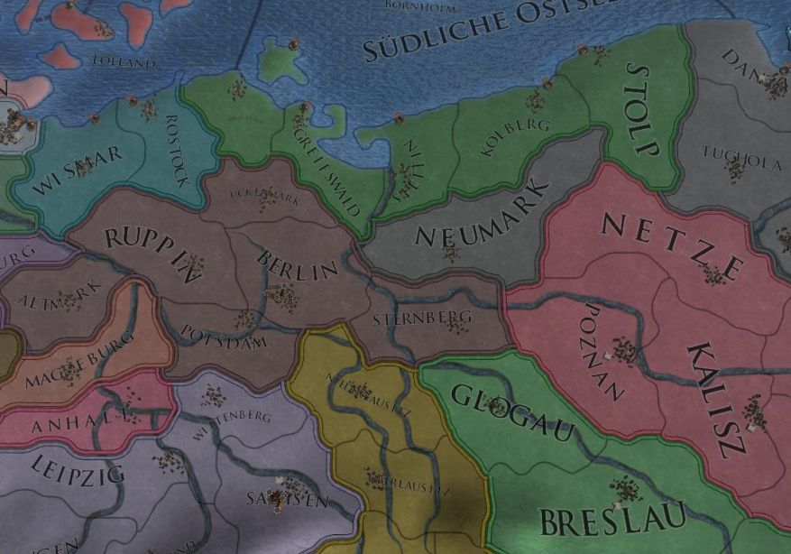 Saxony - Teutonic Order Connection