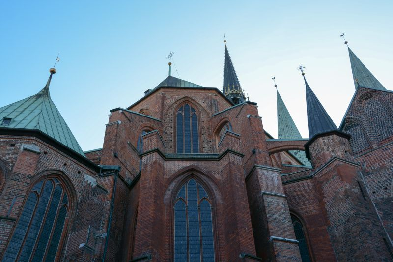 St. Mary's Church Lübeck
