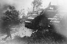 Battlefield 1 black and white screenshot 11 by Berdu