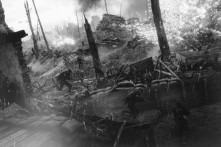 Battlefield 1 black and white screenshot 14 by Berdu