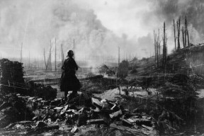 Battlefield 1 black and white screenshot 7 by Berdu