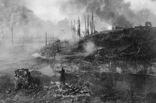 Battlefield 1 black and white screenshot 8 by Berdu