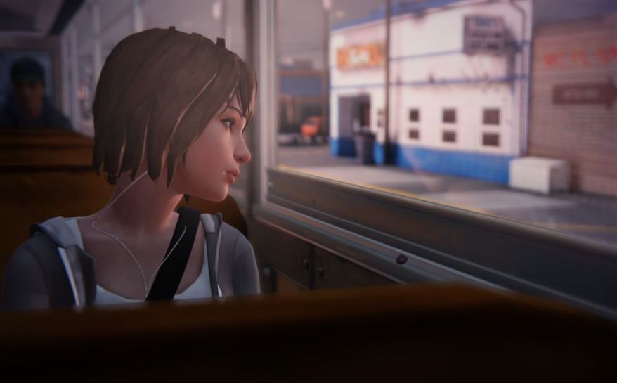 Life is Strange - Max Caulfield Screenshot