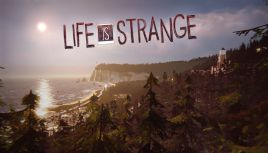Life is Strange - Title Menu