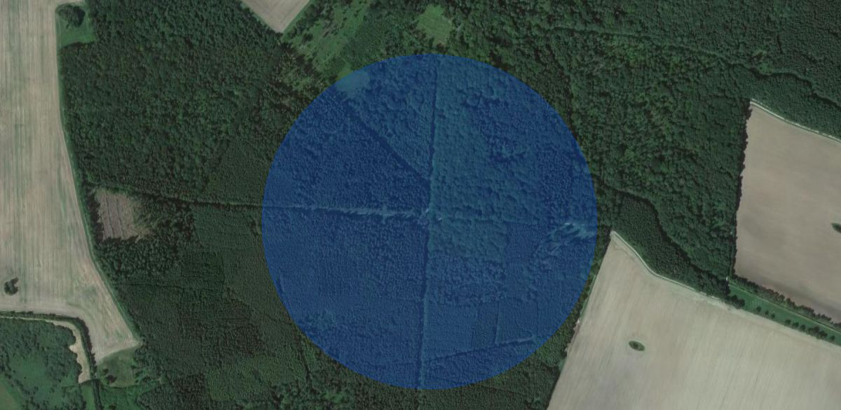 How To Draw A Radius Around A Google Maps Location
