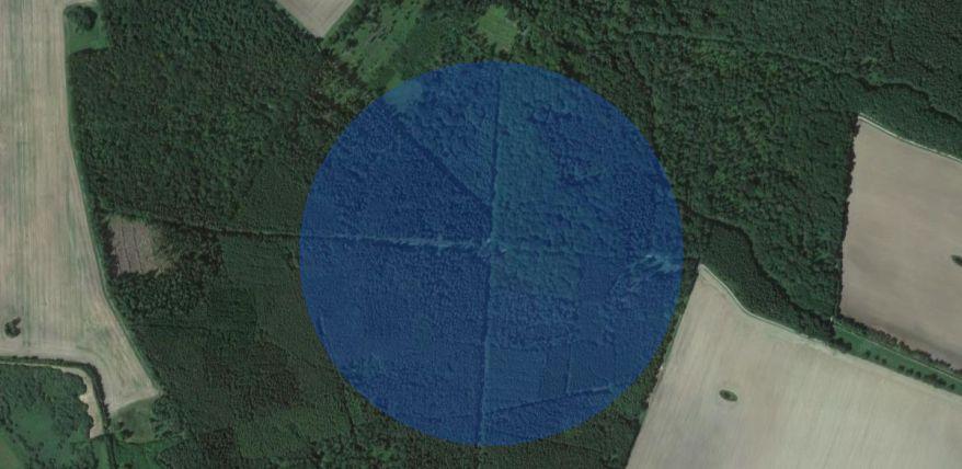 google-maps-radius